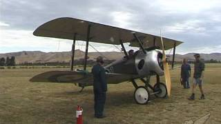 Gambar cover Engine: Gnome rotary in Sopwith Camel