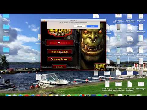 How To Install Warcraft III Patch 1.28, 1.28.1, 1.28.2, 1.28.3, 1.28.4 etc on Mac and Windows