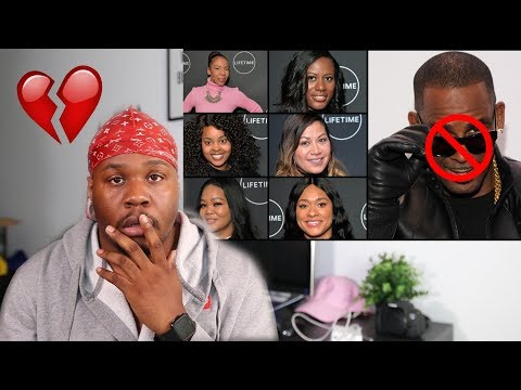 SURVIVING RKELLY REACTION *I CANT BELIEVE THIS*