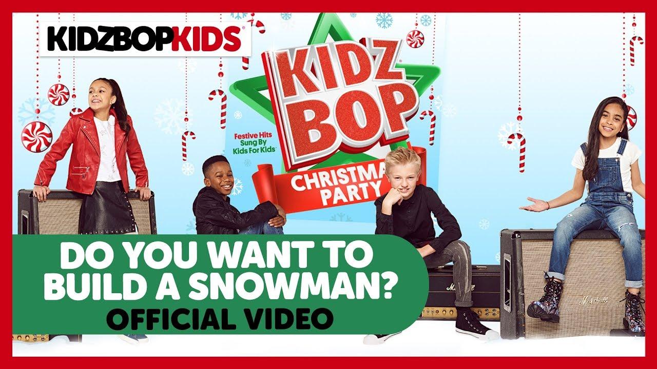 KIDZ BOP Kids - Do You Want To Build A Snowman? (Audio) [KIDZ BOP ...