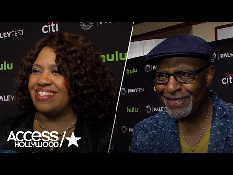 'Grey's Anatomy': Chandra Wilson & James Pickens Jr. On Where Bailey & Webber Go From Here