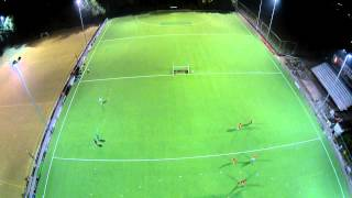 GMHC - Heren 1 - Training - Drone