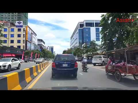 TRAVEL AND SIGHTSEEING IN PHNOM PENH CAPITAL, CAMBODIA