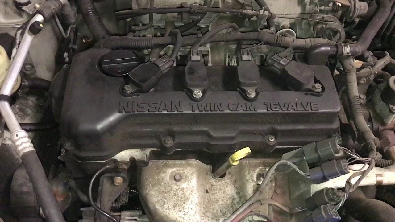 Cómo cambiar un termostato en un Nissan Sentra 2002 - YouTube