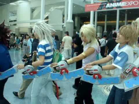 AX 09 YuGiOh Train part 1