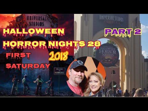 ????Haunted Houses. Halloween Horror Nights. Spooky Saturday.