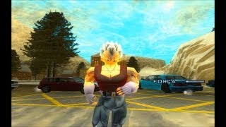 GTA SA EVOLUTION DOWNLOAD SKIN BABY VEGETA v2 FULL HD 1080p