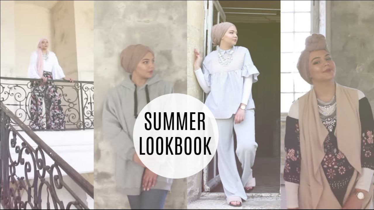 [VIDEO] - SUMMER LOOKBOOK ⎮ Shein, New chic, H&M, Primark... 2