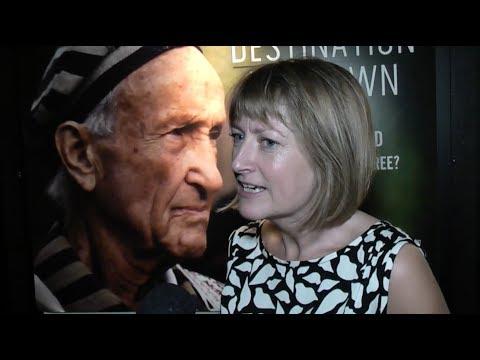 Interview: Claire Ferguson   Destination Unknown (The Fan Carpet)