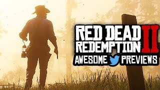 Red Dead Redemption 2 - NEW DETAILS, ENTERING ALL HOUSES, HIDING BODIES & MORE!!