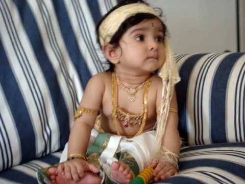 baby sanskriti as chinni krishnudu