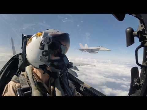 "VFA-27's ""Hook Down"" Cruise Video Teaser"