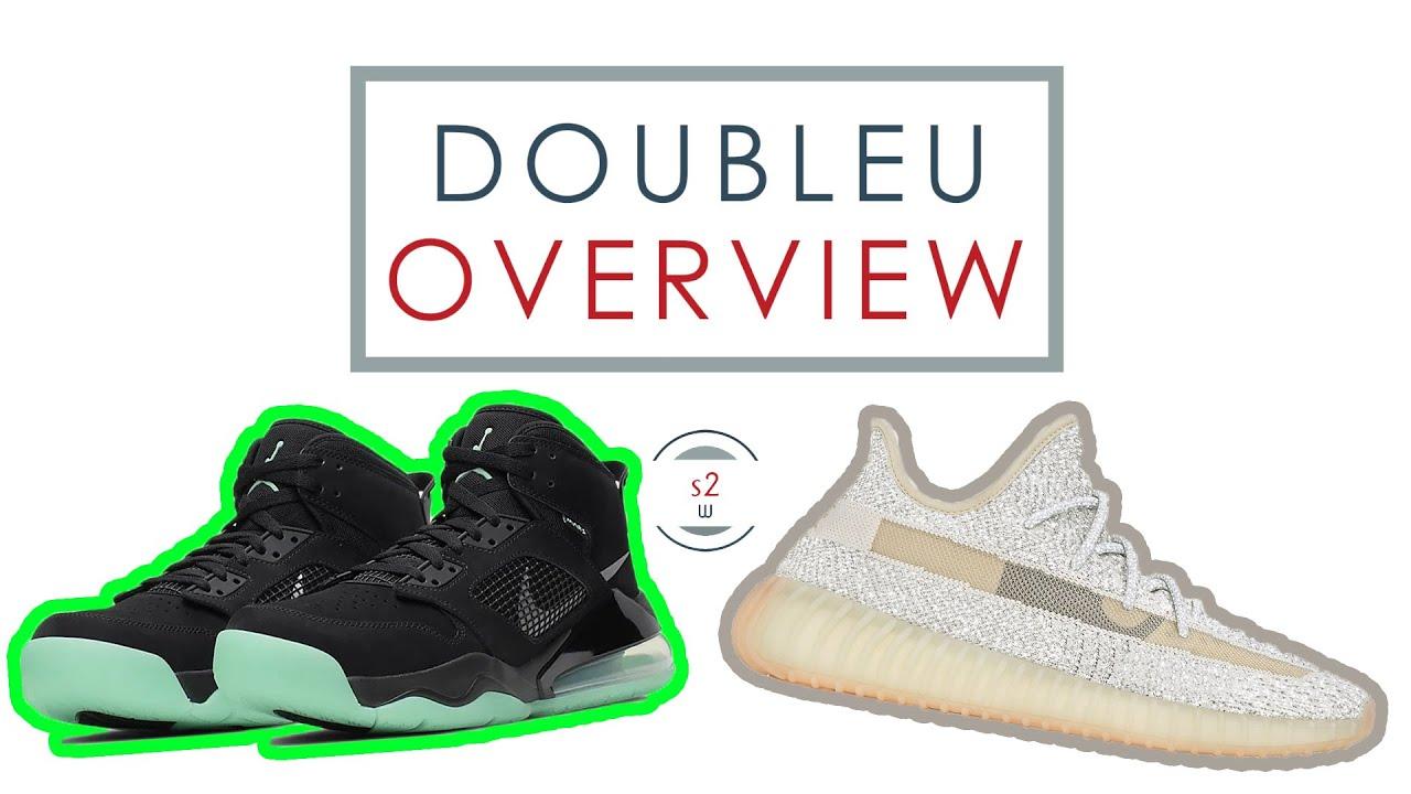 half off 14583 7ad2b Yeezy Boost 350 V2 Lundmark or Jordan Mars 270? || Headline Sneaker  Releases of July 7-13, 2019