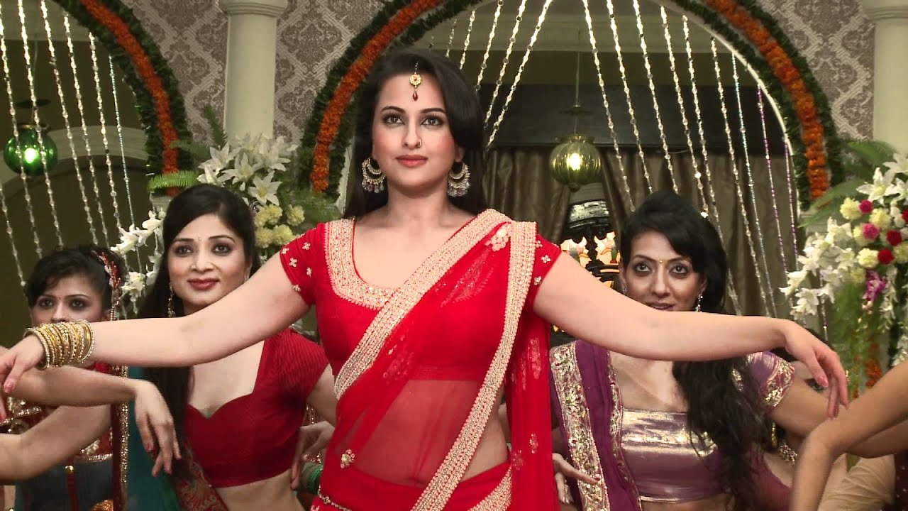 Rowdy Rathore - Sonakshi's Jhatkas and Matkas