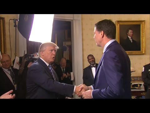 Did President Trump Secretly Record Oval Office Conversation With Comey?