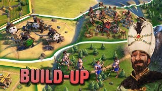 Build-up - Ottoman Empire [#2] - Civilization VI Gathering Storm