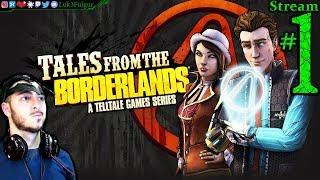 Borderlands Telltale S1 EP 1,2,3🤖1st Time🤠 All DLC💸PC💻Max✨#1st🎋