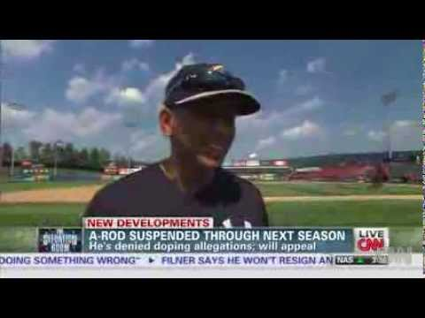 A-Rod suspended from MLB for 211-2014 games