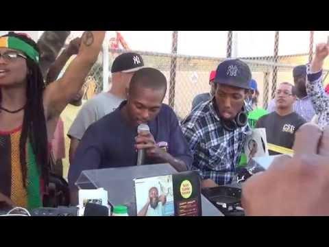Reggae on the boardwalk  vaughn and joseph 9-6-2015 (PT1)