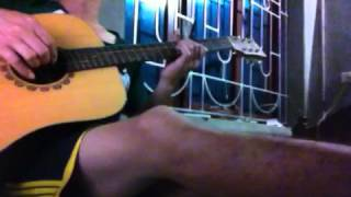 Đôi bờ guitar cover