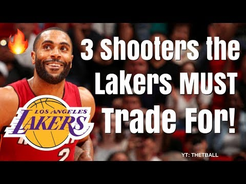 3 Shooters the Los Angeles Lakers MUST Trade For! | GM LeBron James About to Make Some Moves...