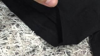 닐바렛 스타일 반팔 티셔츠 차콜그레이 구매후기