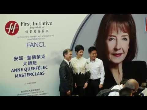 0625 Anne Queffelec Master Class, 05AUG2016