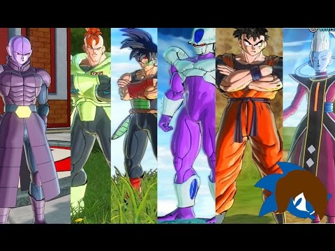 Dragon Ball Xenoverse 2: New Instructor Quests DLC Masters Pack/DB Super Pack 1 - Johnic Adventure
