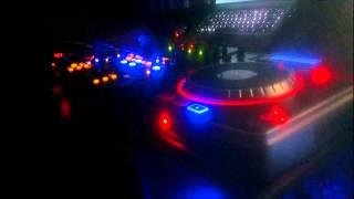 DJ Bassfire - Ten Min Mix Electro #1