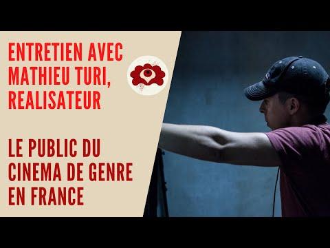 Entretien avec Mathieu Turi, réalisateur/ Le public du cinéma de genre