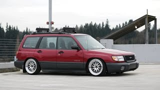 Landon Stratton's Subaru Forester