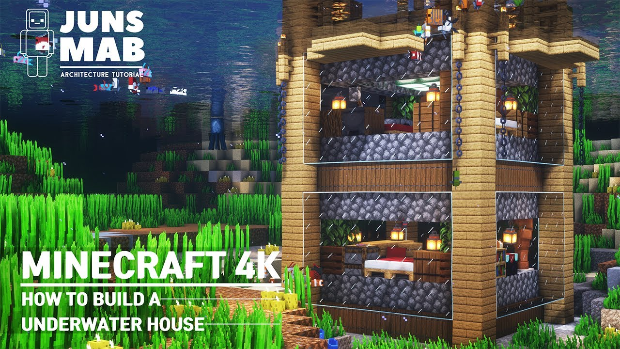 Youtube Video Statistics For Minecraft How To Build A Large Wooden Survival Starter House Tutorial Noxinfluencer