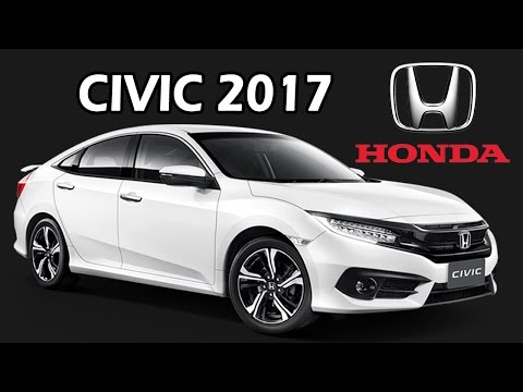 Honda Civic 2017 Coming Soon to India | India Launch, Price, Specifications, Mileage