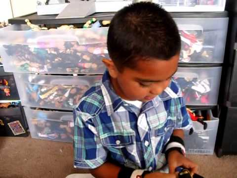 Gilbert's New WWE Mattel Figures Birthday Gifts WWEKidCollector