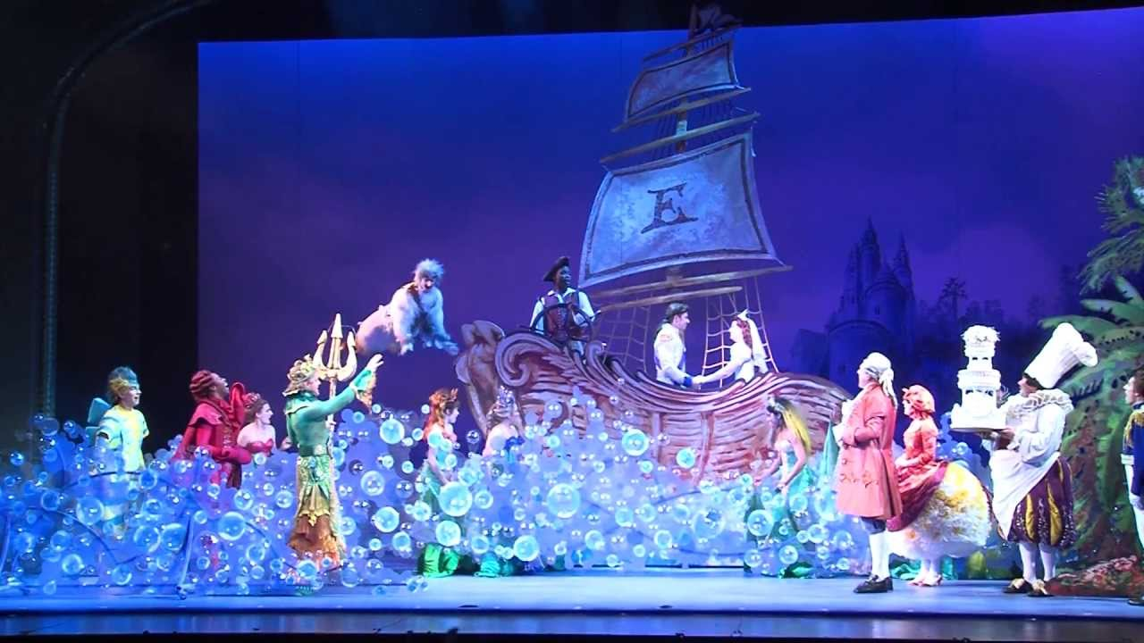 paper mill playhouse little mermaid Regional: high school musical (gabriella, paper mill playhouse), the muny,   der glöckner von notre dame, the little mermaid, sister act, leap of faith,.