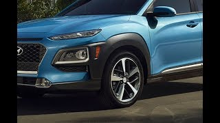 Hyundai Kona Electric comes with two powertrain SUV Revealed; Might Be Launched In India