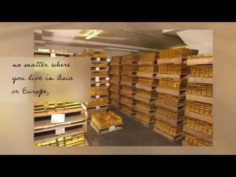 Bullion Storage
