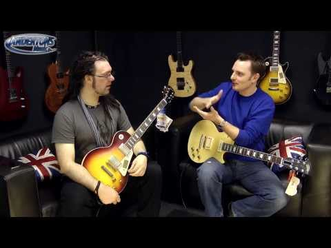 Gibson Collectors Choice Les Paul Review - no.7 vs no.10! (plus a sneaky look at Joe Perrys 59)