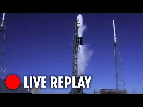 SpaceX Falcon 9 GPS III SV01 launch aborted