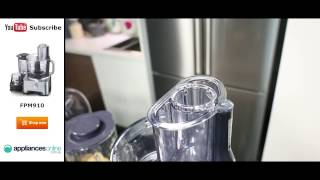 Kenwood Food Processor Fpm910 Reviewed By Expert - Appliances Online