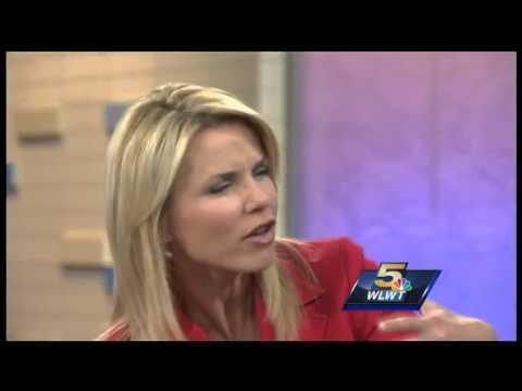 Sheree Paolello askes Dr. Oz about Cincinnati's favorite foods