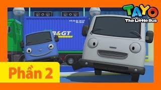 Tayo Phần2 Tập12 l Đội trưởng của sân chơi! l Tayo xe buýt bé nhỏ l Phim hoạt hình cho trẻ em