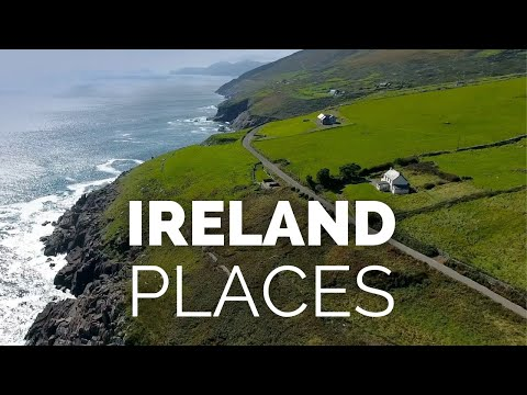 10 Best Places to Visit in Ireland – Travel Video
