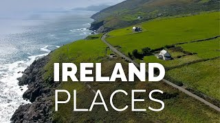 10 Best Places to Visit in Ireland - Travel Video