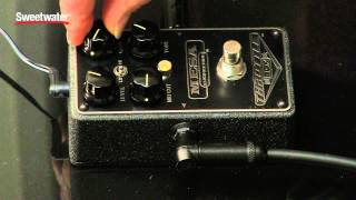 Mesa/Boogie Throttle Box Distortion Pedal Review by Sweetwater Sound