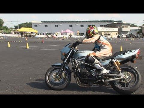 2017 5 28 Dunlop Moto Gymkhana うらいけ 選手 ZRX1100 h 1 & h 2