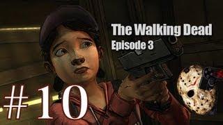 Прохождение The Walking Dead | Полностью на русском - Сезон 1, Глава 3, часть 10