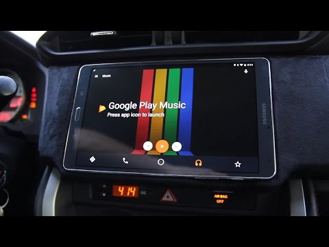 S01E16 - Tablet Car Audio System