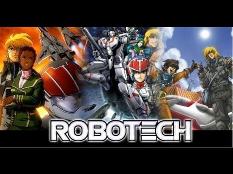 Robotech intro hd 720p funnydog tv - Robotech 1080p ...