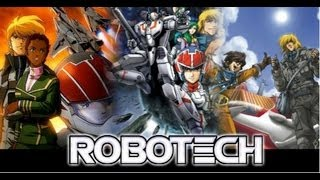 ROBOTECH Film in the Works - AMC Movie News